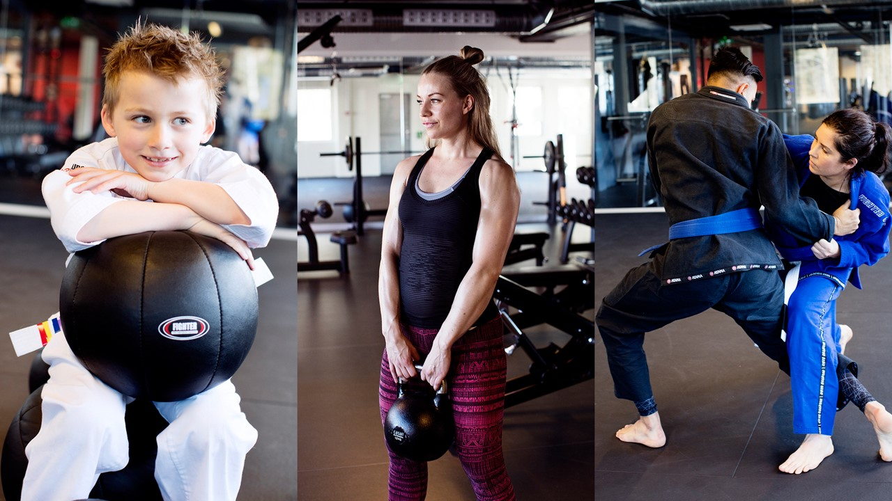 starta eget gym