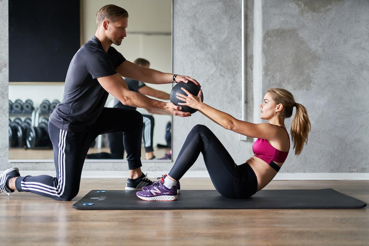 full fitness din personliga tränare